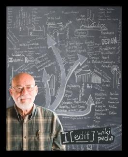white male art historial i edit wikipedia