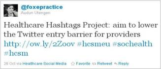 FoxePractice-tweet-from-first-day-of-hashtag-project
