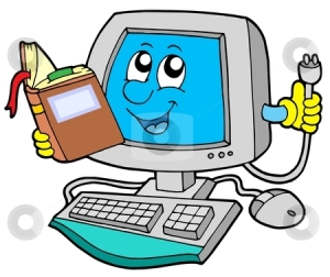 computer-engineer-clipart-cutcaster-photo-100361496-IT-computer-with-book